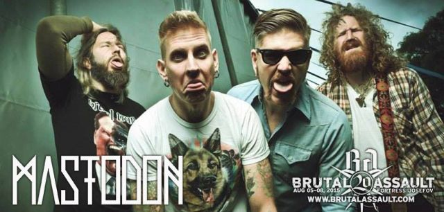 Brutal Assault - Mastodon