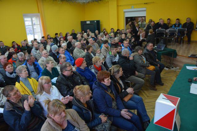 Chełmsko Śląskie - wybory sołtysa