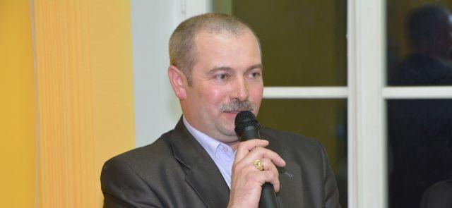 Chrełmsko Śląskie - sołtys Mirosław Antoniszyn