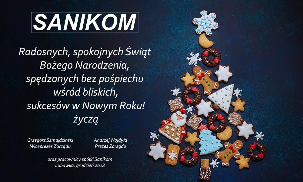 Boże Narodzenie 2018 Sanikom Powiatowainfo Kamienna Góra