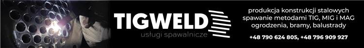 tigweld - usługi spawalnicze